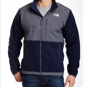 The north face men Denali fleece jacket small